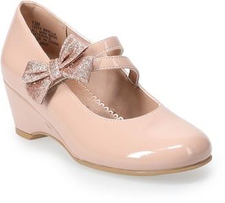 Rachel Briella Girls' Wedge Mary Jane Shoes