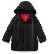 Ralph Lauren 2-6X Plaid Water-Resistant Jacket