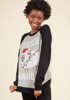 Tender Loving Carol Sweatshirt in XS