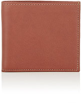 Barneys New York MEN'S MONEY CLIP BILLFOLD-BROWN