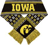 Adult Forever Collectibles Iowa Hawkeyes Lodge Scarf
