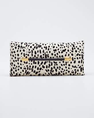 Tom Ford Ava Polka-Dot Calf Hair Pochette Clutch Bag