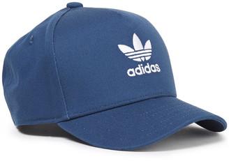 adidas Embroidered Cotton-twill Baseball Cap