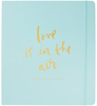 Kate Spade Bridal Planner, Love Is In The Air