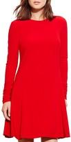 Lauren Ralph Lauren Petites A-Line Dress