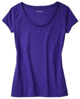 Xhilaration Juniors Short Sleeve Sleep Tee - Assorted Colors