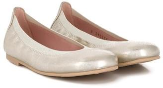 Pretty Ballerinas Kids Low Heel Ballerina Shoes