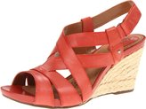 Clarks Women's Kyna Wit Wedge Sandal