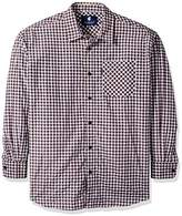 Rocawear Men's Big and Tall New Wave Long Sleeve Shirt