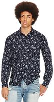 Denim & Supply Ralph Lauren Raw Edge Floral Shirt, Wildflower Floral