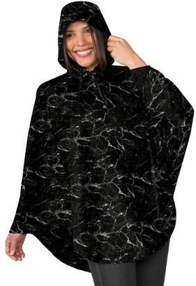 ShedRain Packable Printed Rain Poncho