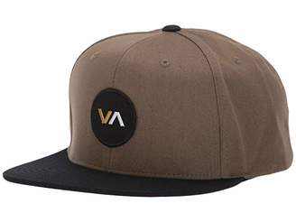 RVCA VA Patch Snapback Hat