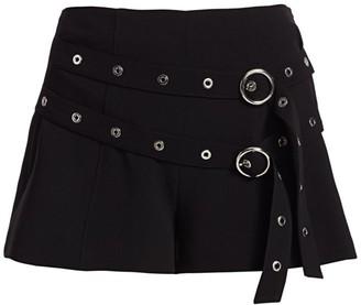 Cinq à Sept Jessi Buckle Shorts