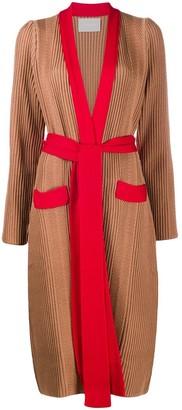 La DoubleJ Nonna longline cardigan