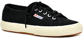 Superga 2750 - Canvas Platform Sneaker