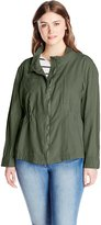UNIONBAY Women's Plus-Size Bryce Jacket