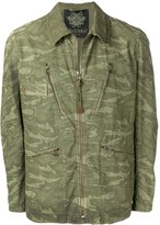 Mr & Mrs Italy lightweight military jacket