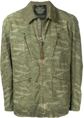 Mr & Mrs Italy Lightweight Military Jacket