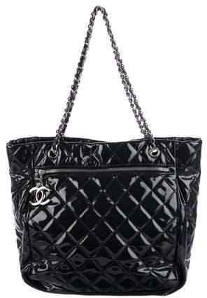 Chanel Large Chic & Glitter Ligne Tote
