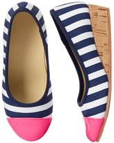 Gymboree Stripe Wedges
