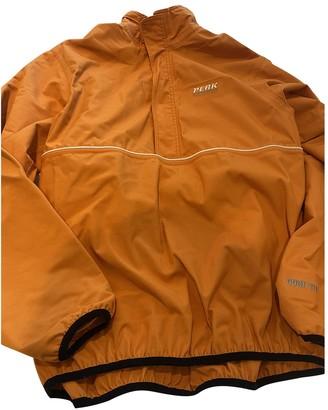 Peak Performance Orange Jacket for Women