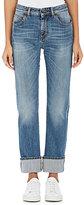 Fiorucci Women's Yves Cigarette Straight Jeans