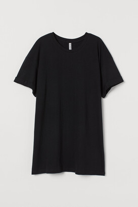 H&M H&M+ Cotton T-shirt