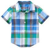 Gymboree Plaid Shirt