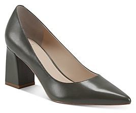 Marc Fisher Women's Block Heel Pumps