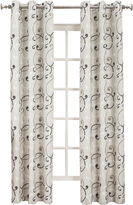 Sun Zero Sun ZeroTM Easton Thermal Lined Grommet-Top Curtain Panel