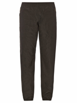 Tomas Maier Zip-pocket nylon track pants