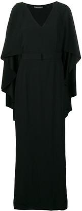 Alberta Ferretti Evening Gown