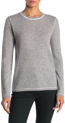 Catherine Malandrino Cashmere Jersey Pullover Sweater