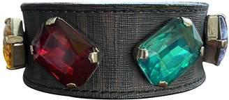 Moschino Multicolour Leather Bracelets
