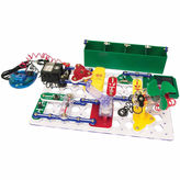 Asstd National Brand Elenco Snap Circuits Green Energy Kit