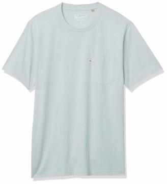 Original Penguin Men's Short Sleeve Basic Pocket Tee