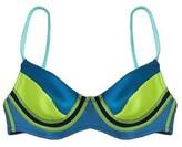 Cynthia Rowley Color block Bikini Top