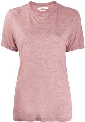 Etoile Isabel Marant longline lightweight T-shirt