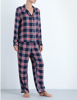Rails Hunter flannel pyjama set
