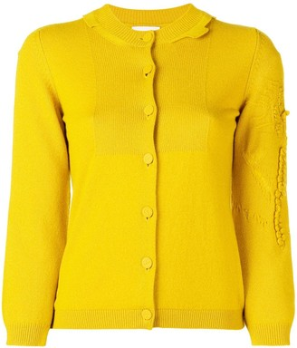 Barrie Bright Side cashmere cardigan