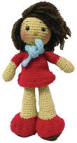 Lyly The Crocheted Doll