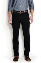 Classic Men's Slim Fit Colored Jeans-Black