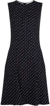 Stella McCartney Cady Helen Monogram Dress