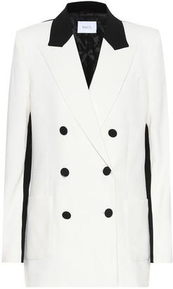 Racil Woody wool-crepe blazer