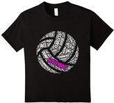 Kids Volleyball Apparel - Volleyball sayings shirt for girls