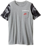 Nike Pocket T-Shirt Boy's Clothing