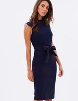 Ericka Dress Navy