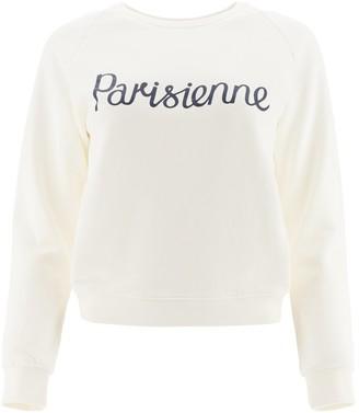 MAISON KITSUNÉ Parisienne Vintage Sweatshirt