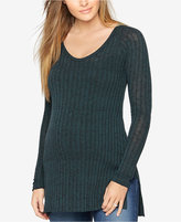 A Pea in the Pod Maternity Ribbed Tunic