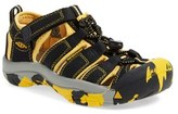 Keen 'Newport H2' Waterproof Sandal (Walker, Toddler, Little Kid & Big Kid)